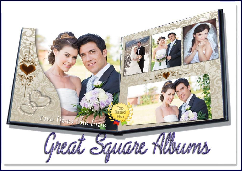 Free Photo Album Templates For Photoshop