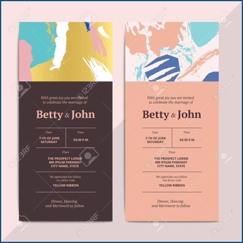 Invitation Cards Templates