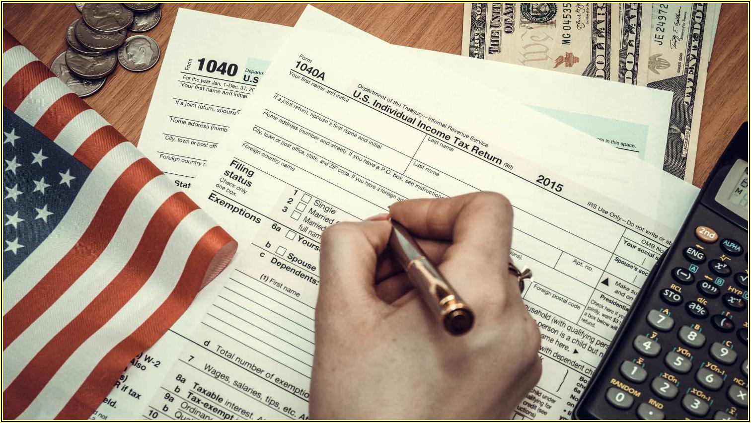 Irs Tax Forgiveness Form