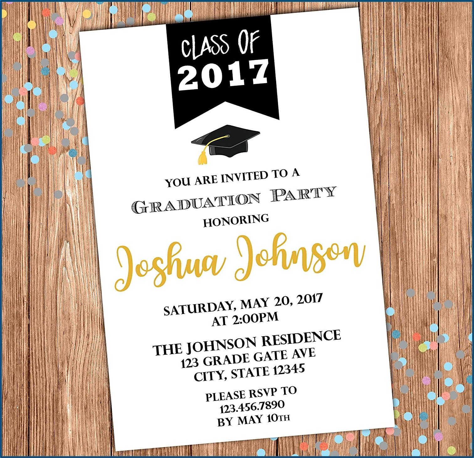 Is There A Difference Between Graduation Announcements And Invitations