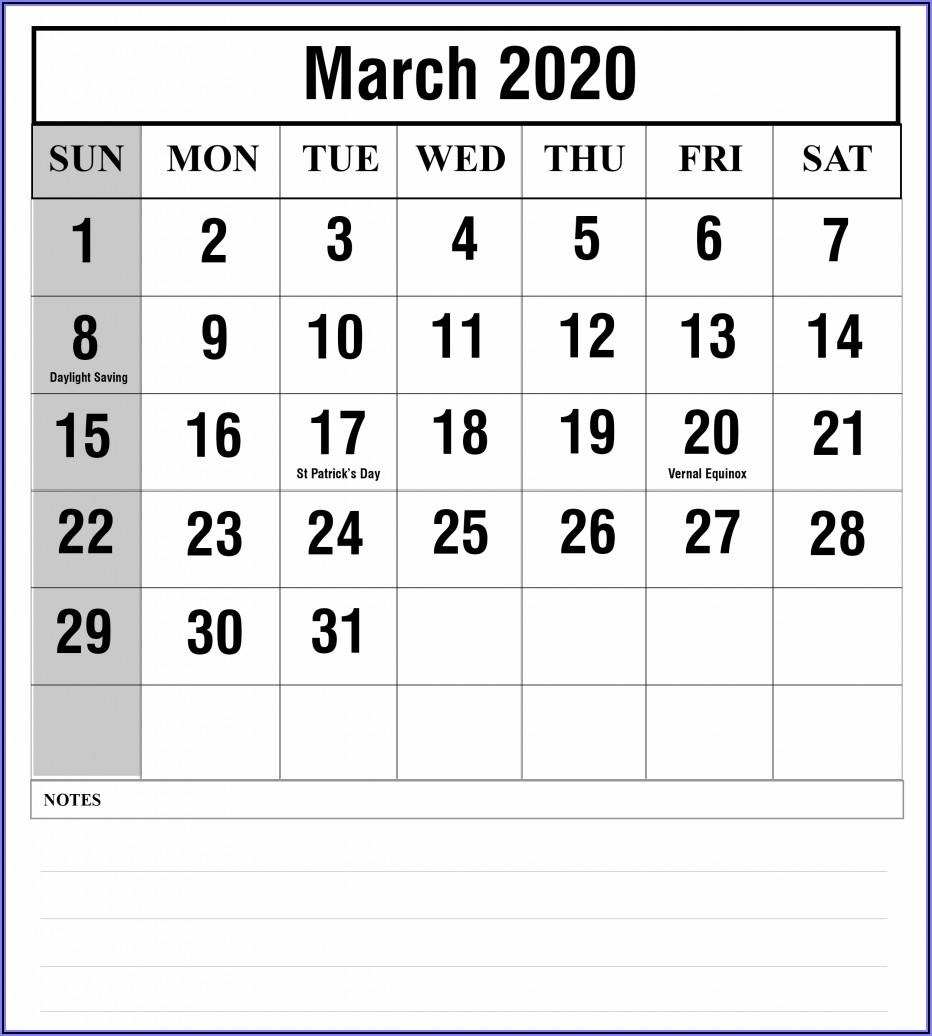Marketing Campaign Calendar Template Excel