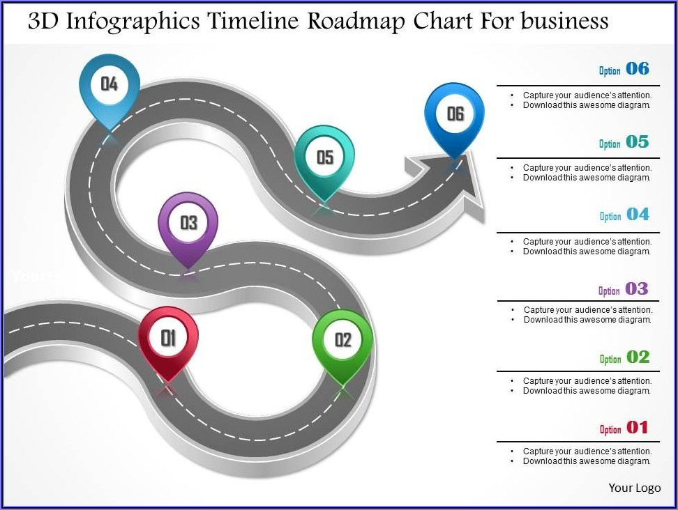 Roadmap Template For Powerpoint