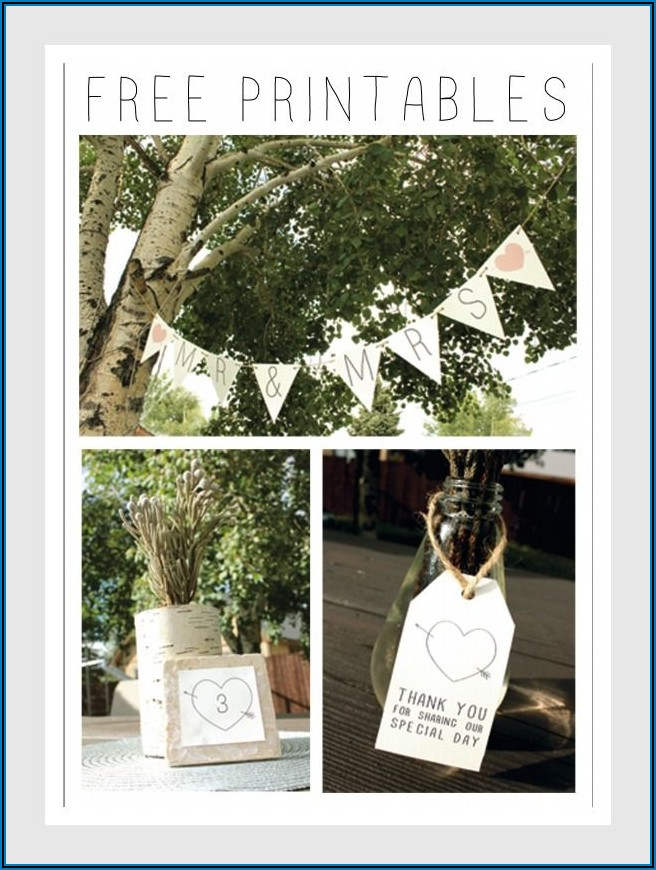 Rustic Wedding Website Templates
