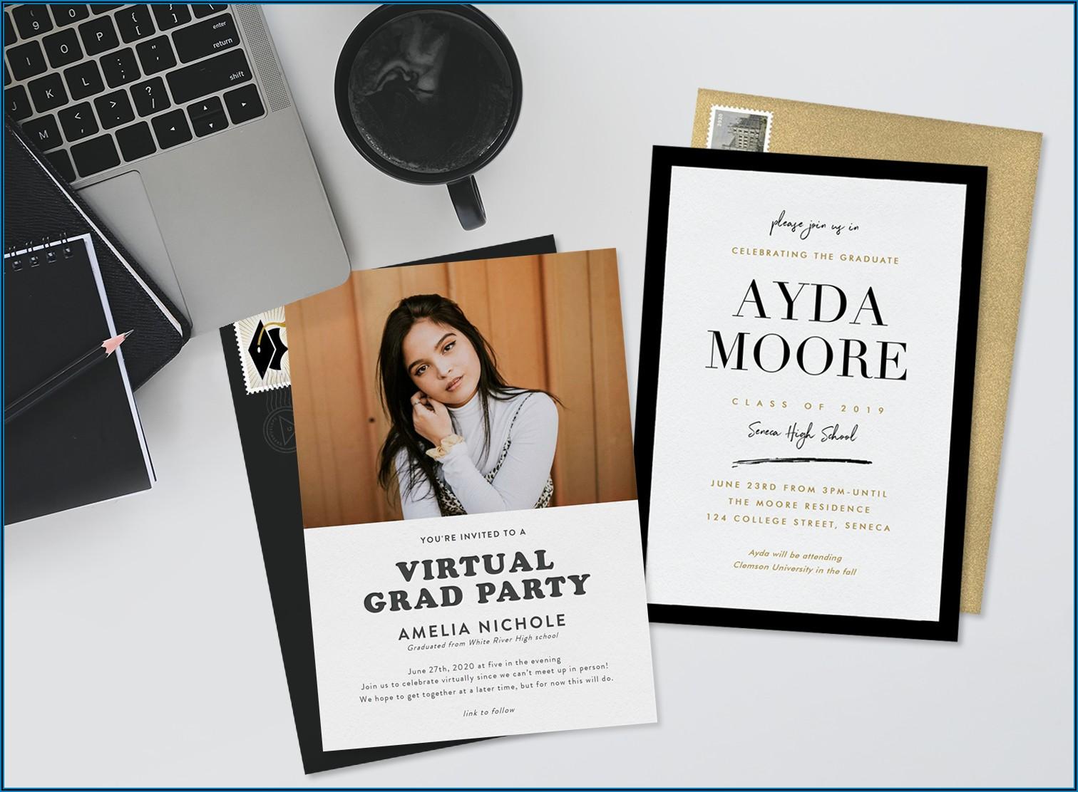 Sending College Graduation Announcements Etiquette