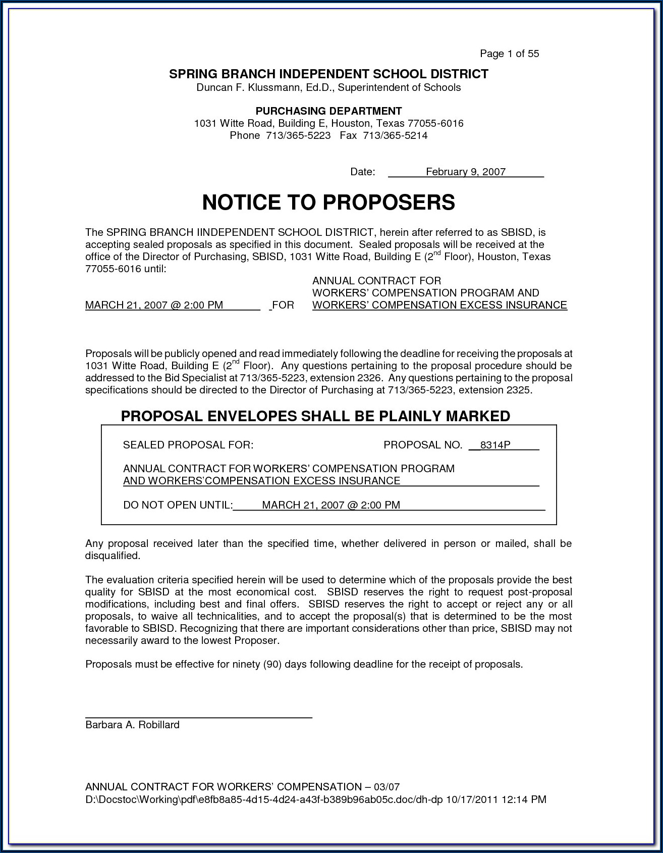 Waiver Of Subrogation Workers Comp Form