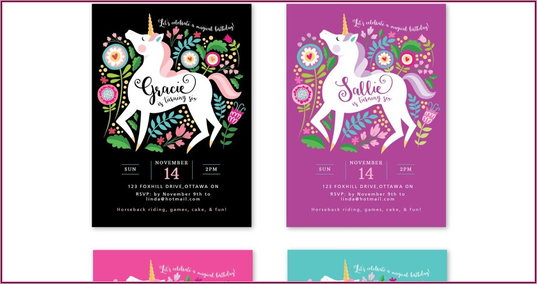 Wedding Invitation Sets Canada