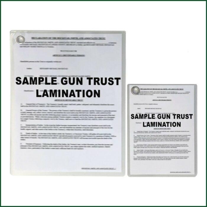 Atf Gun Trust Form