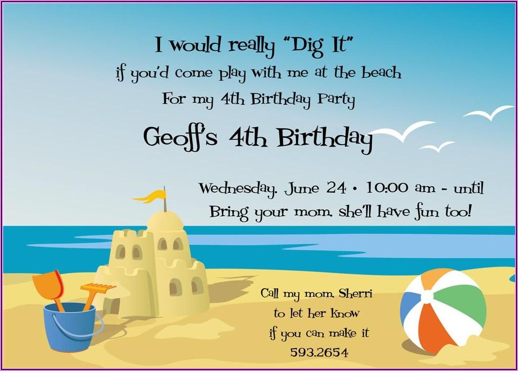 Birthday And Retirement Invitation Wording