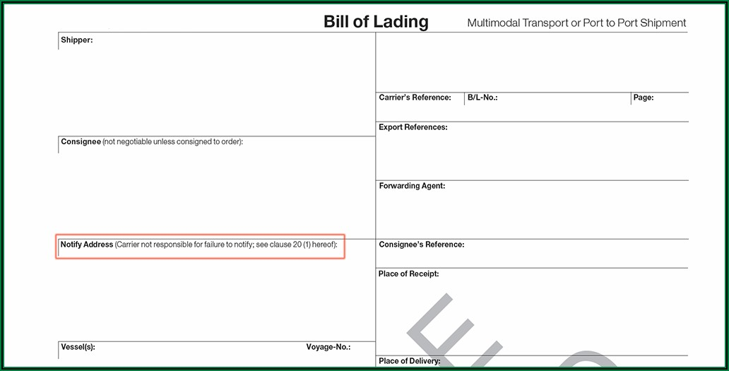 Blank Business Proposal Forms