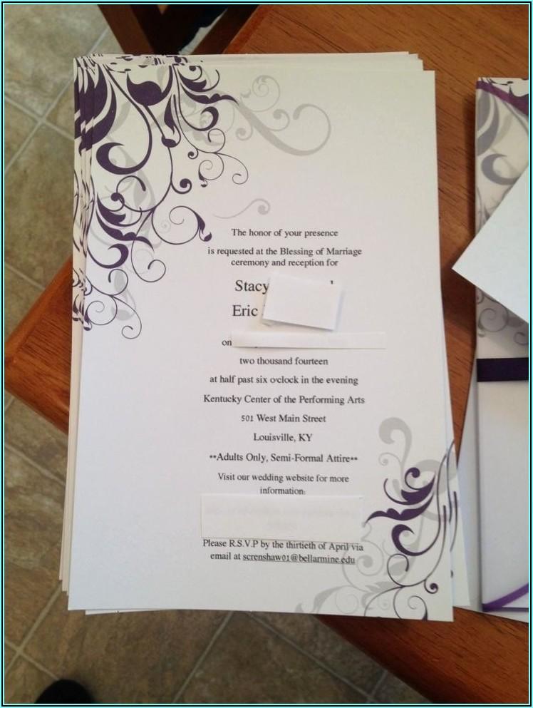 Does Hobby Lobby Sell Wedding Invitations