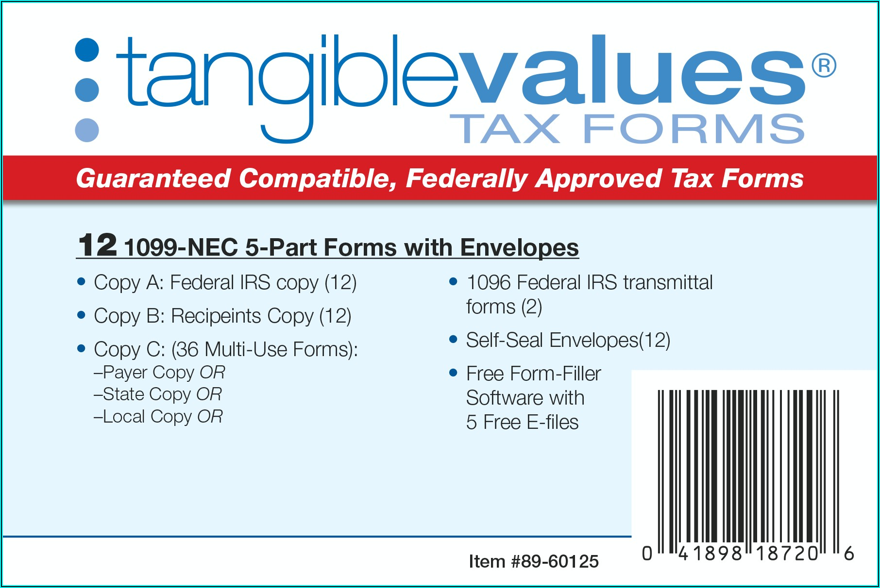 Download 1099 Forms 2020