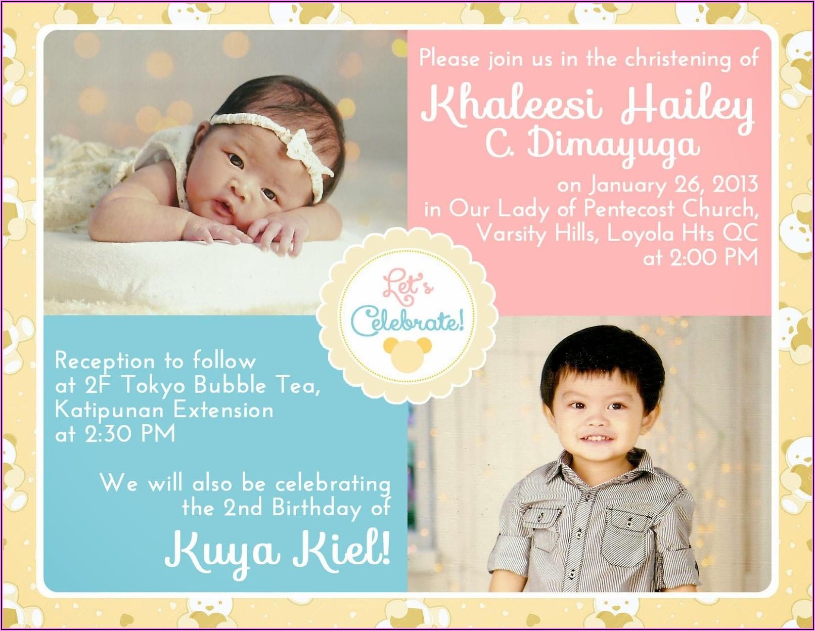 First Birthday Invitations Boy Free