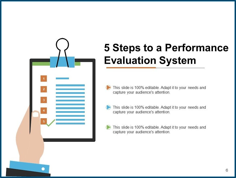 Free Performance Appraisal Powerpoint Templates