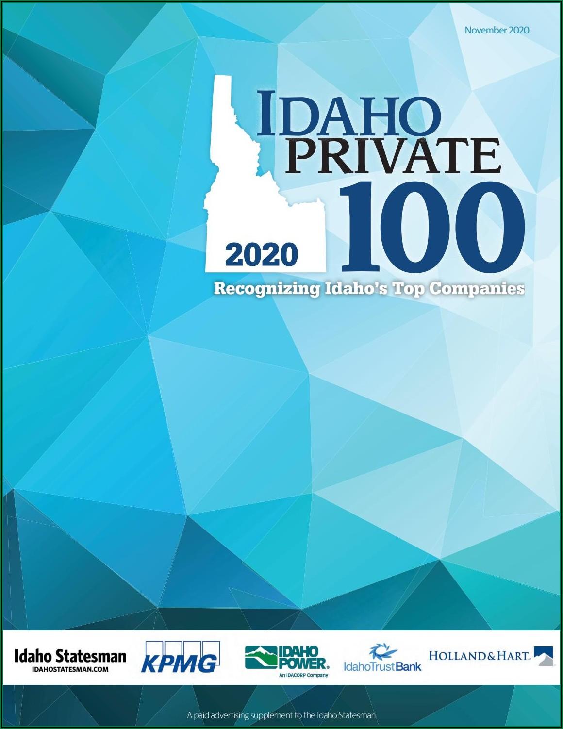 Idaho Statesman Birth Announcements 2019