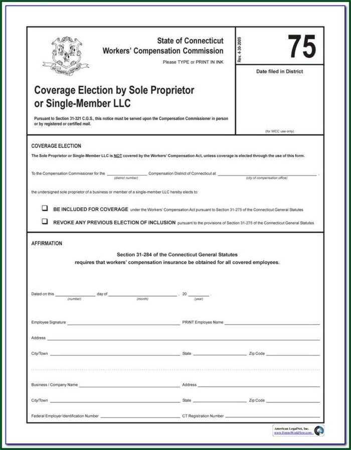Indiana Workers Compensation Form 1043