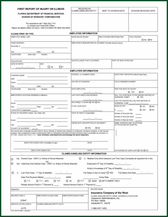 Indiana Workers Compensation Forms Portal