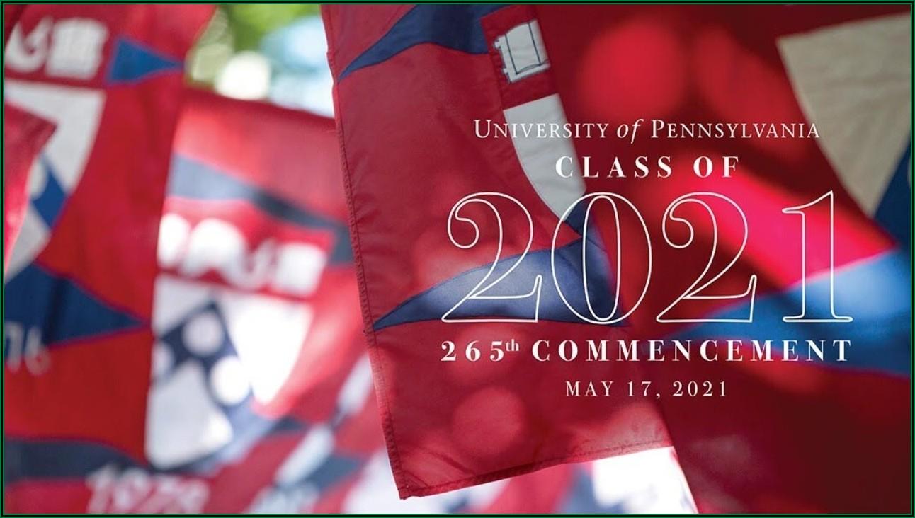 Penn State Graduation Announcements 2021
