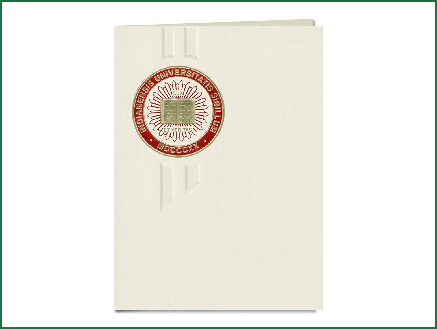 Purdue University Graduation Announcements