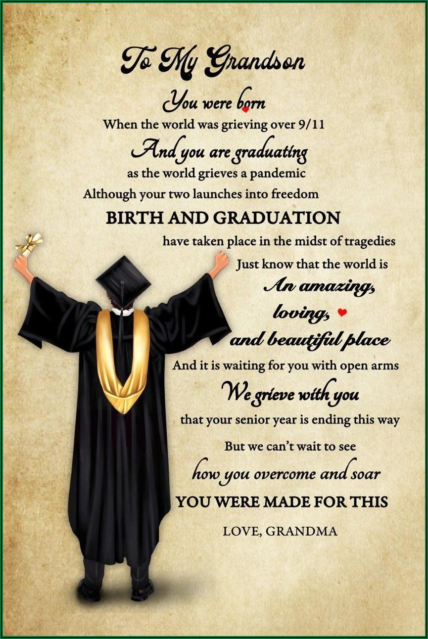 Quotes For Graduation Announcements 2020