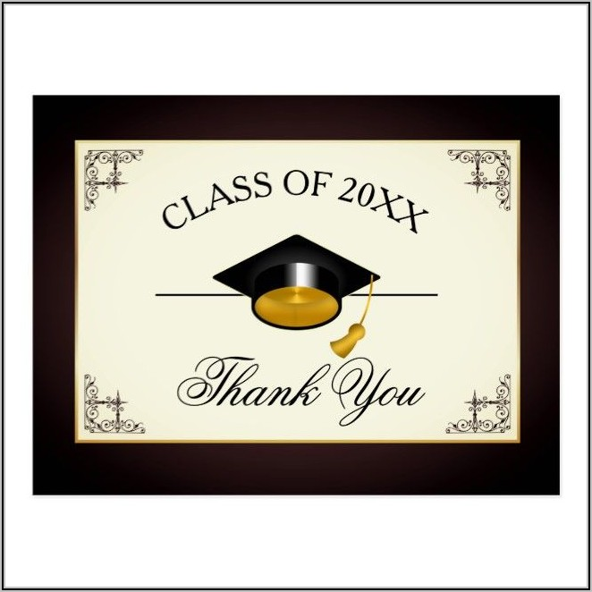 Rowan University Graduation Announcements