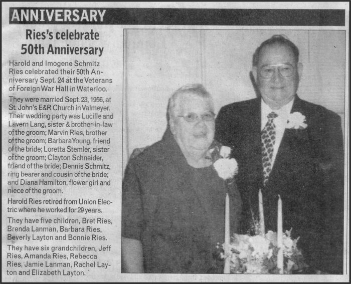 Sample Wedding Announcement For Newspaper