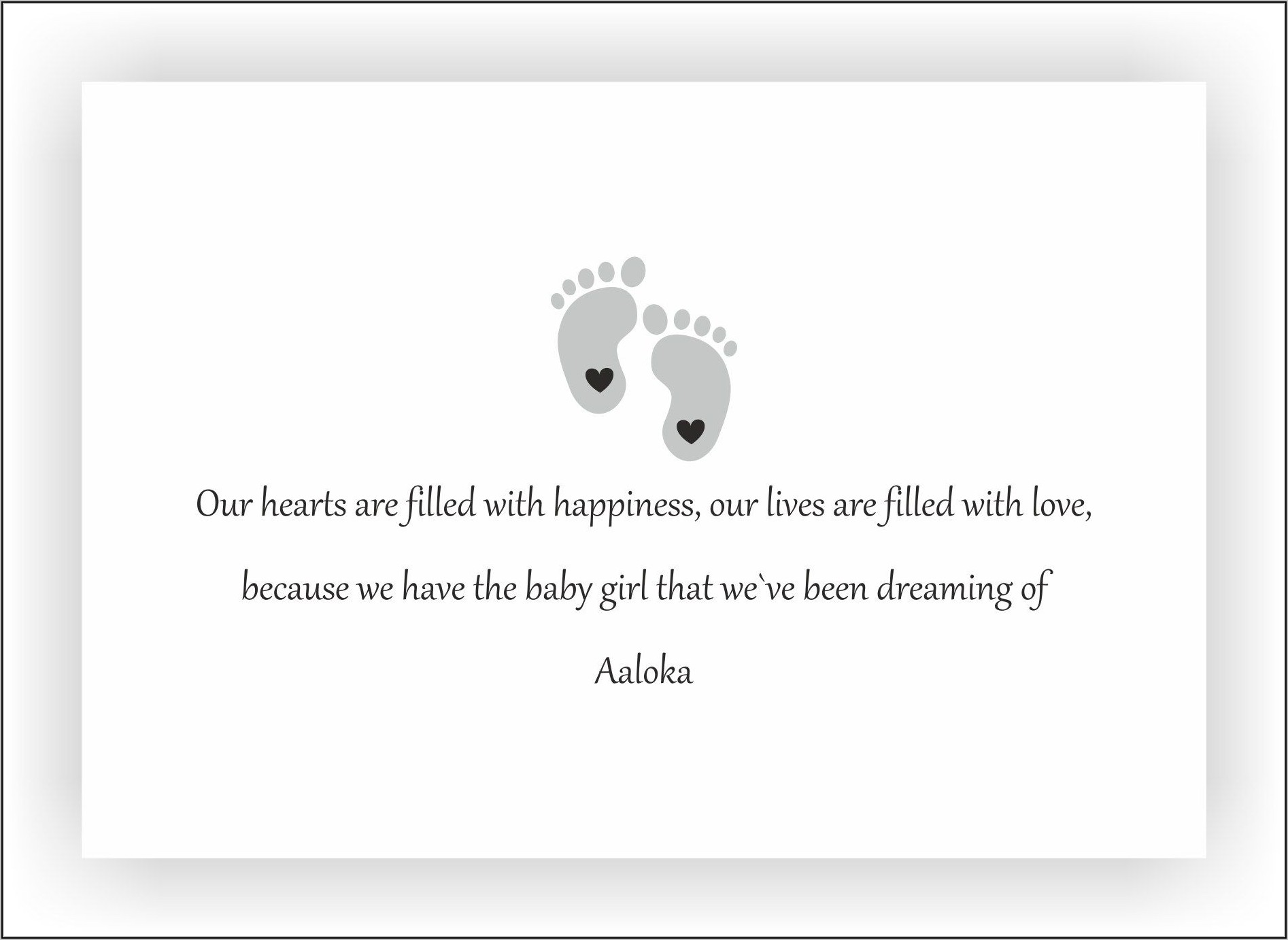Second Baby Announcement Quotes