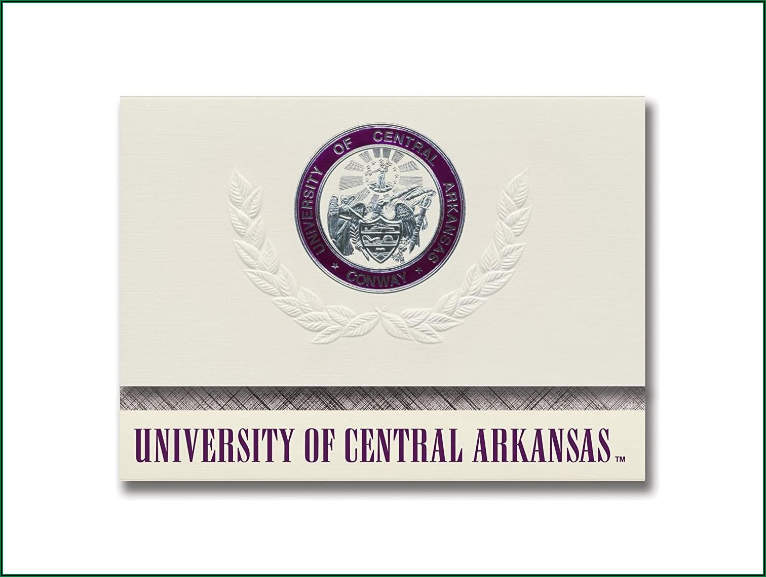 University Of Arkansas Graduation Announcements