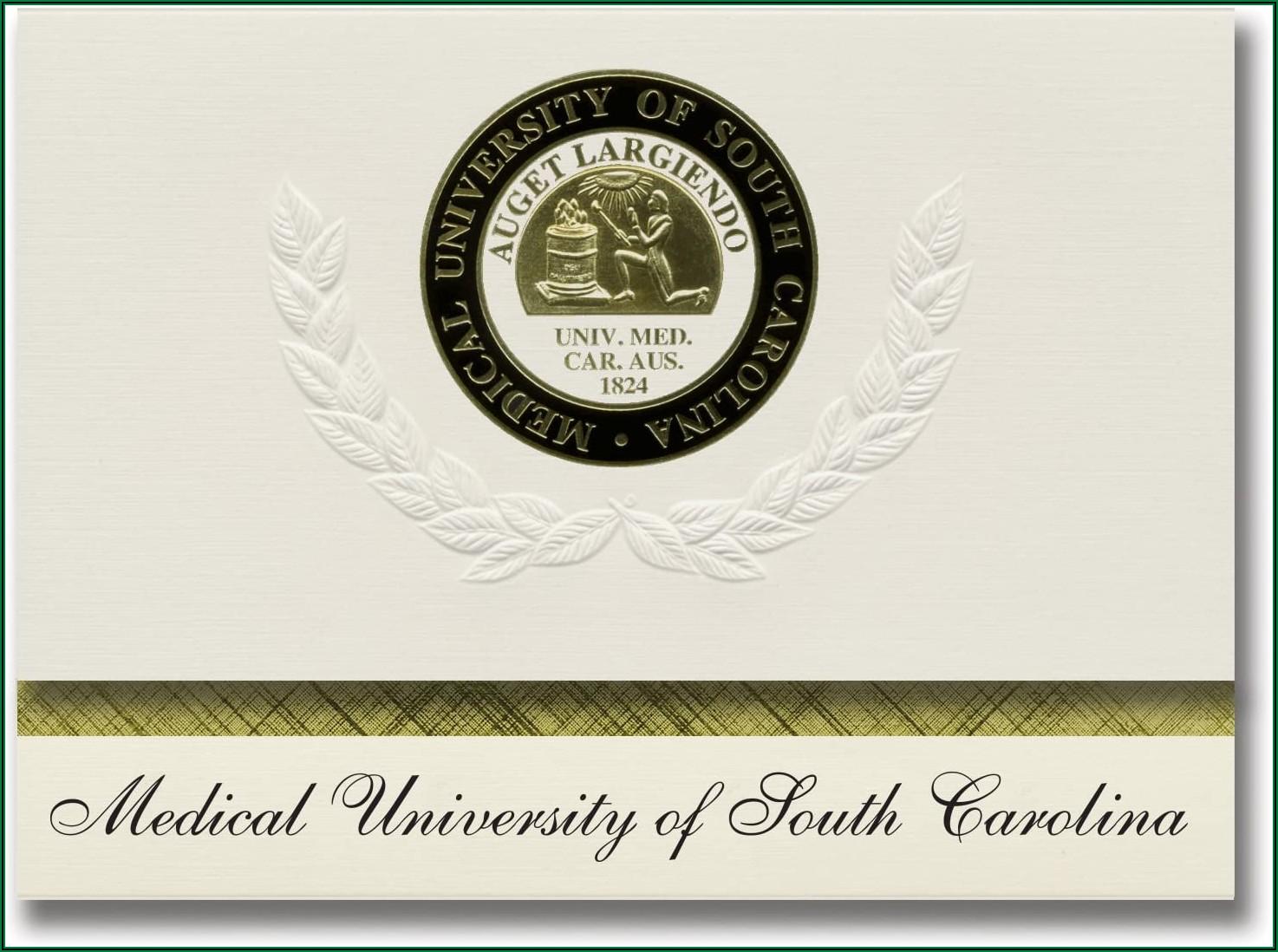 University Of South Carolina Graduation Announcements