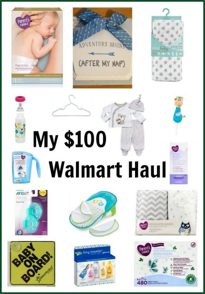Walmart Photo Center Baby Announcements
