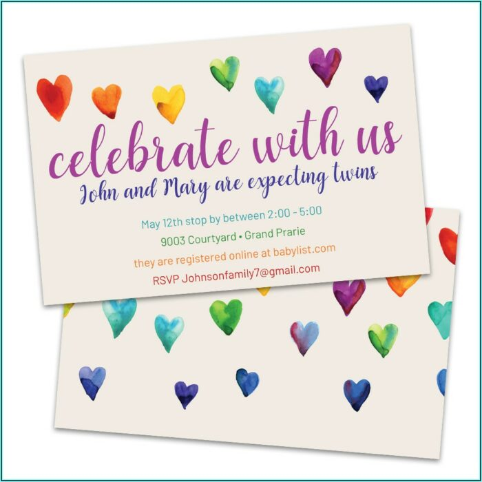 Walmart Photo Invitations Online