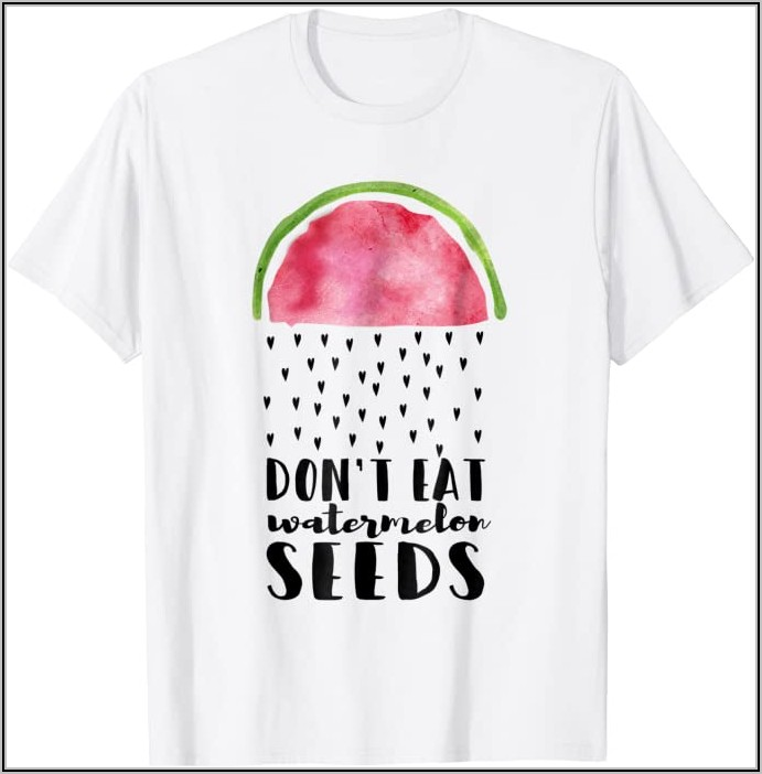 Watermelon Seed Pregnancy Announcement