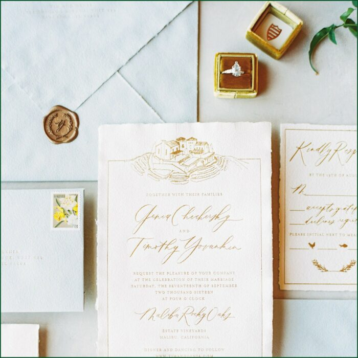 Wedding Invite Wording Examples Modern
