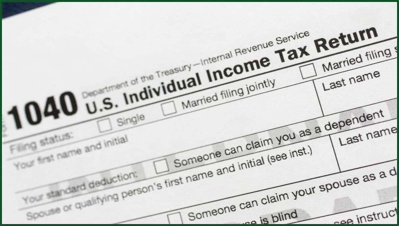 1040ez 2016 Printable Tax Form