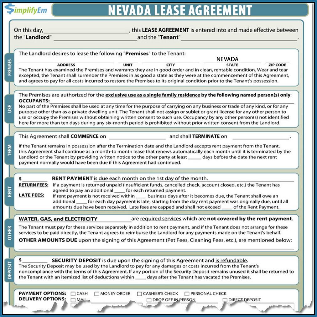 Az Rental Agreement Forms Free