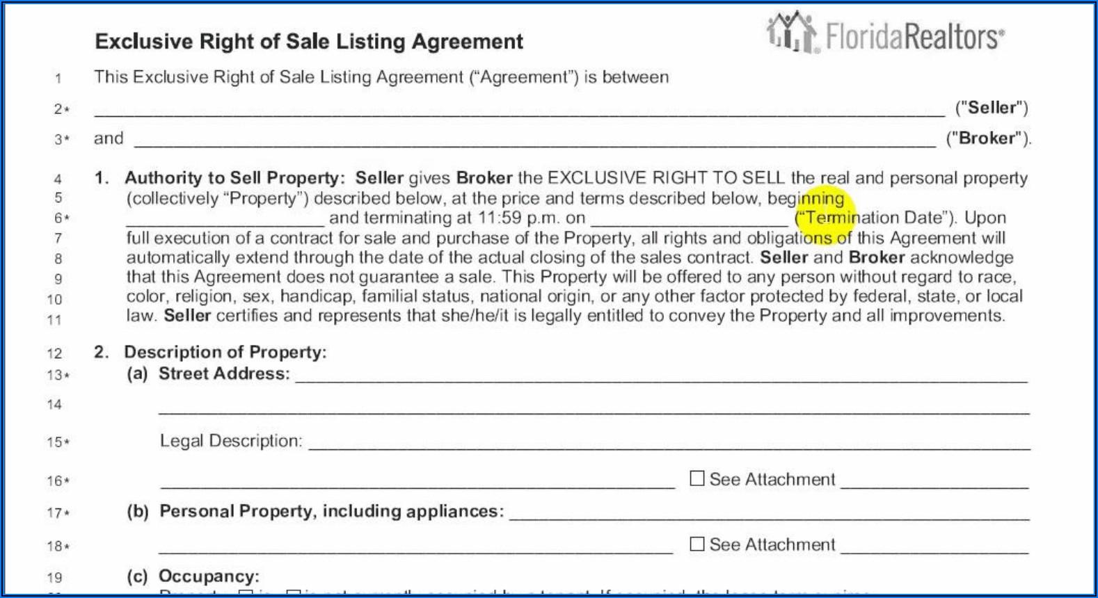 Colorado Real Estate Referral Fee Agreement