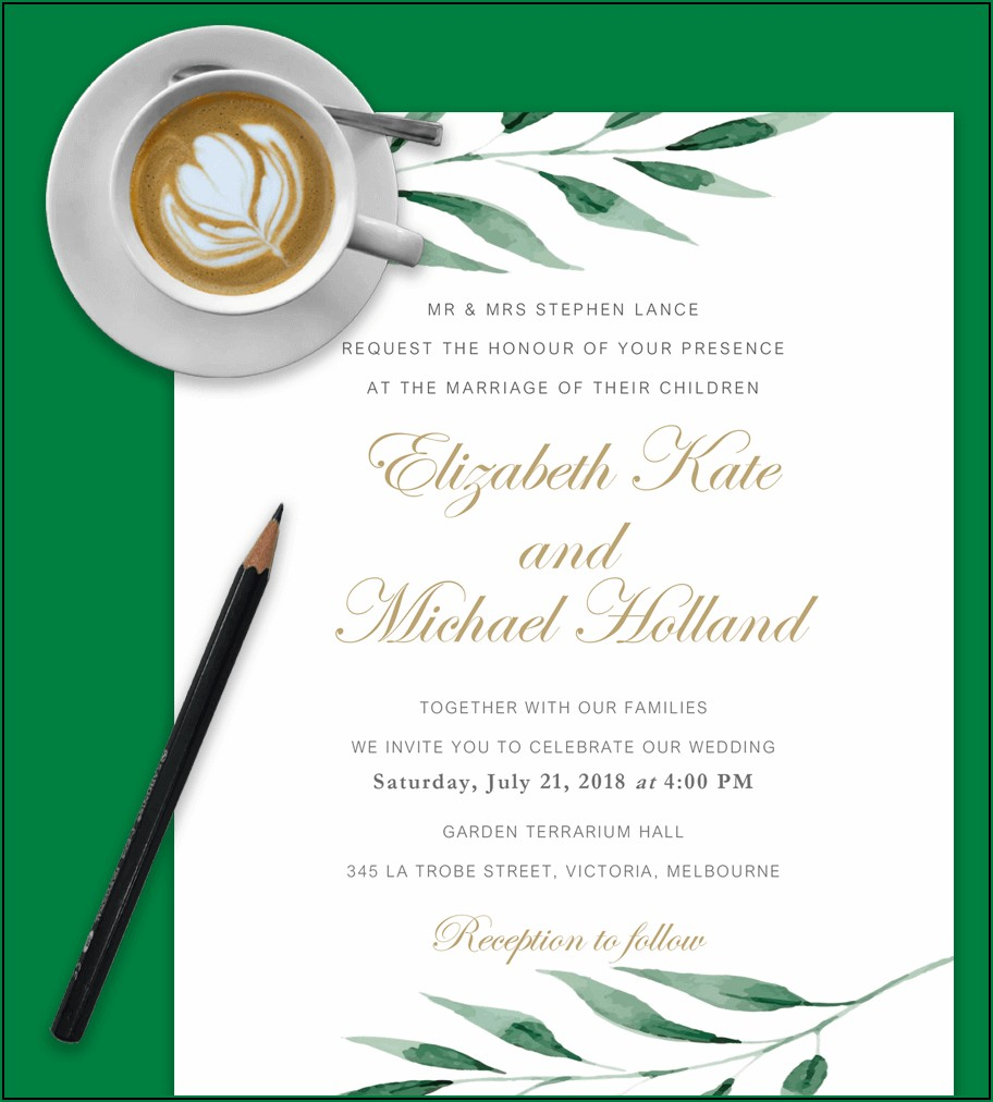 Create Your Own Invitations Free Download