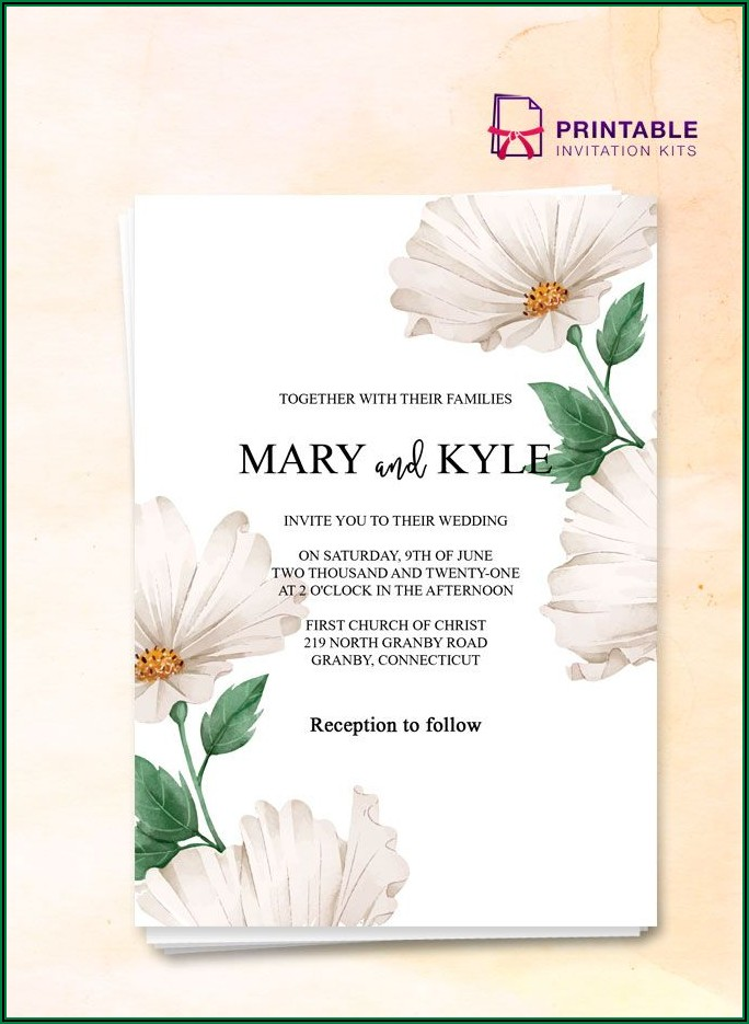 Create Your Own Invitations Free