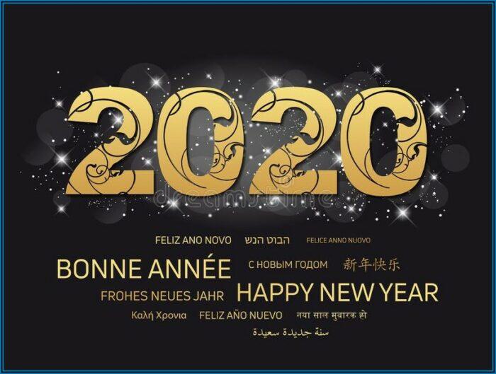 Customize Calendar Template 2020