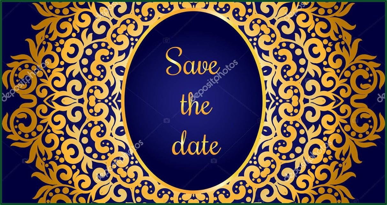 Free Invitation Background Designs Blue