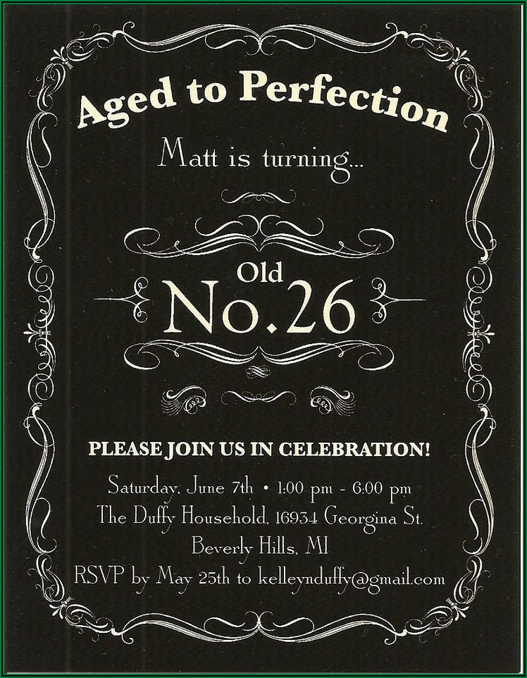 Funny Birthday Invitation Quotes For Adults