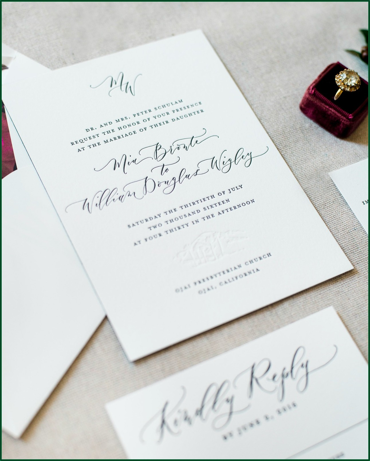 Gay Wedding Invitations Australia