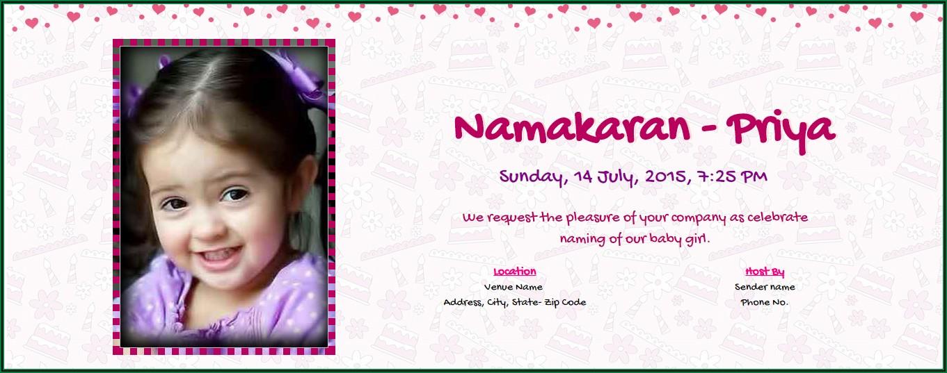 Hindu Wedding Invitation Wording In Kannada