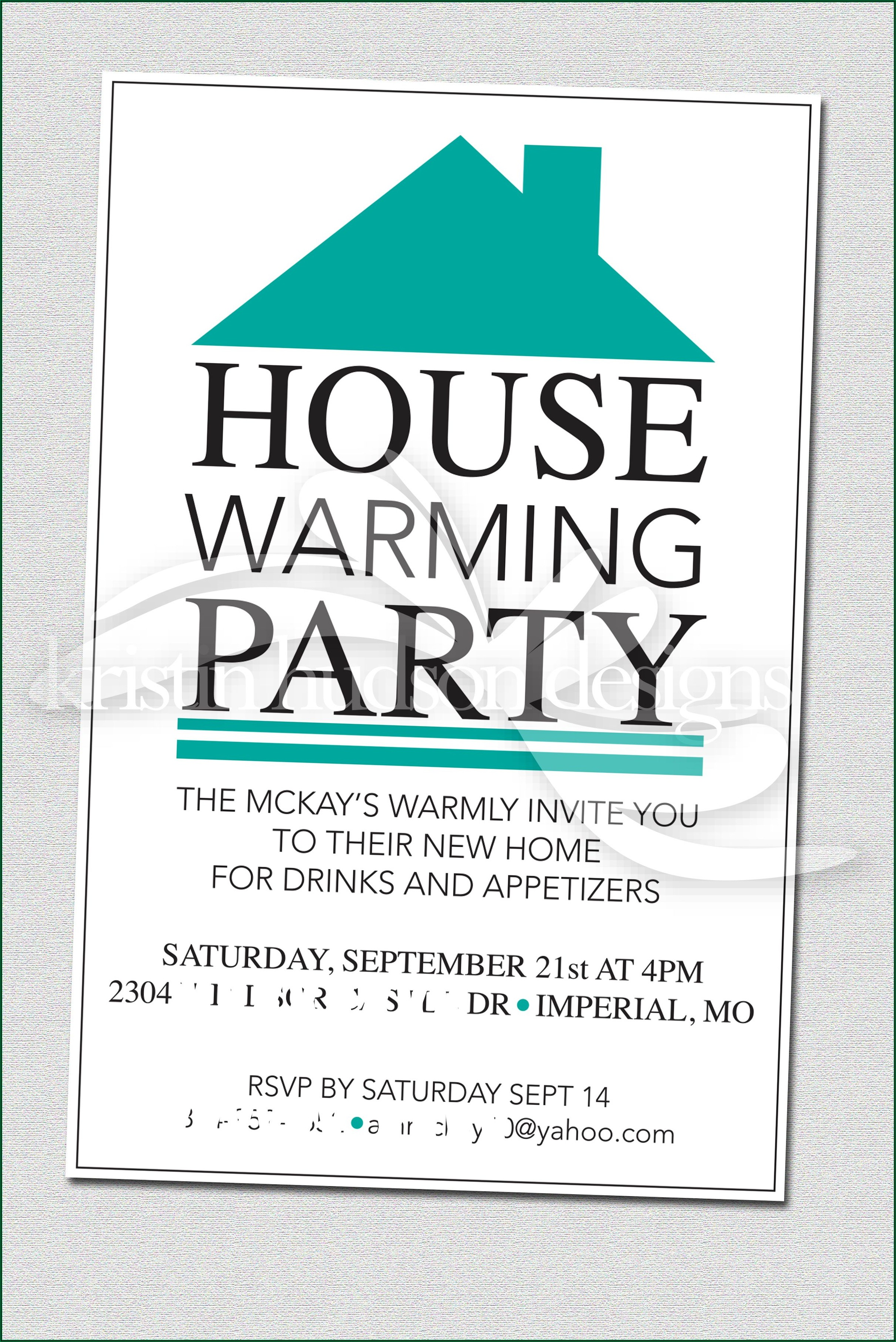 Housewarming Party Invite Wording Funny