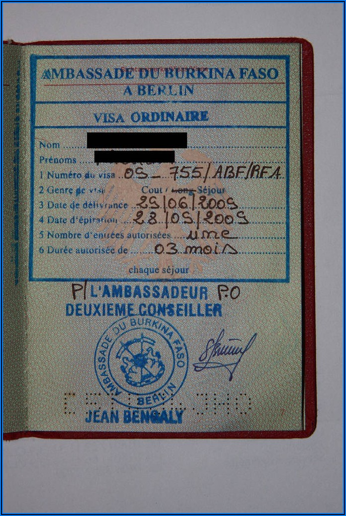 Indian Visa Application For American Citizens