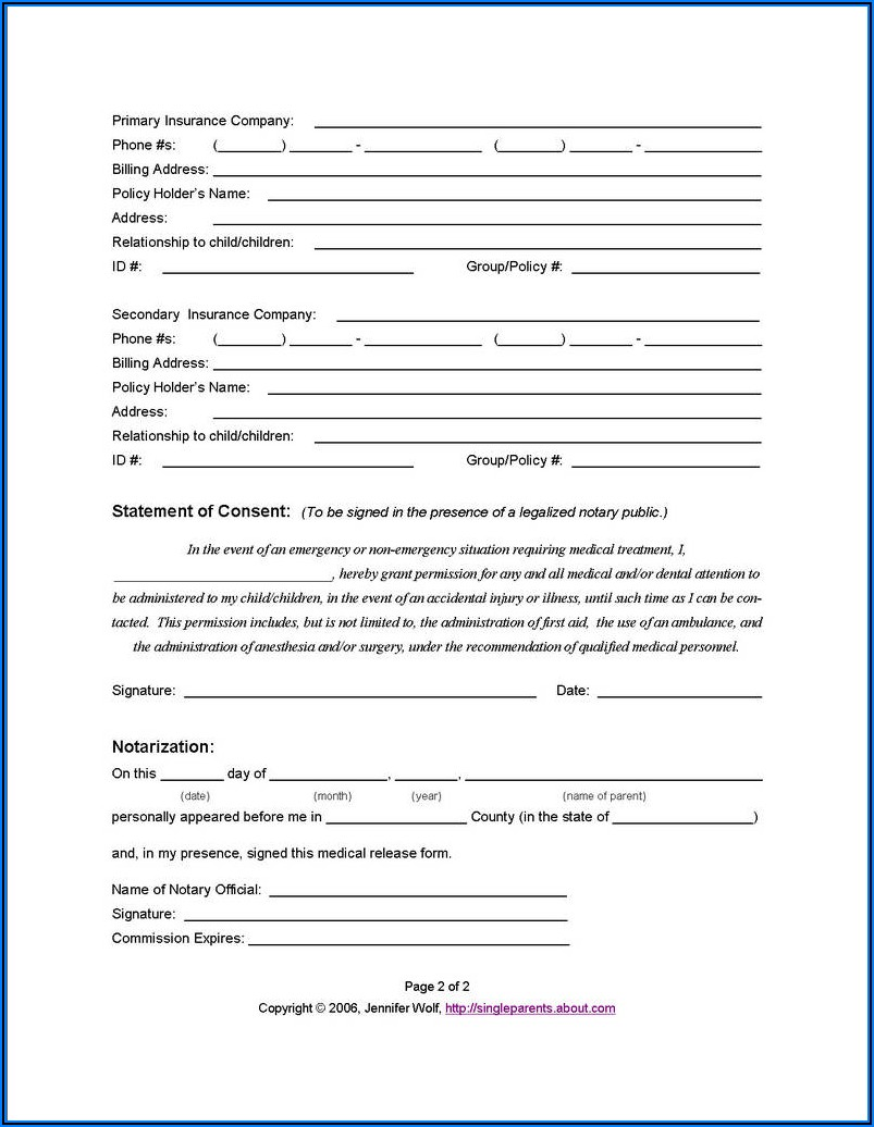 Liability Waiver For Online Personal Training