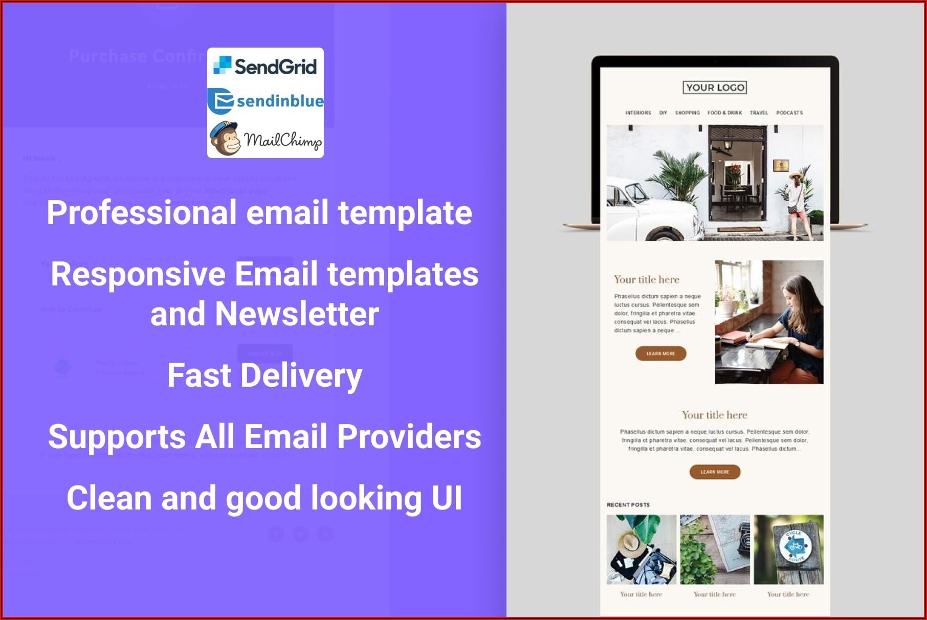 Mailgun Email Templates