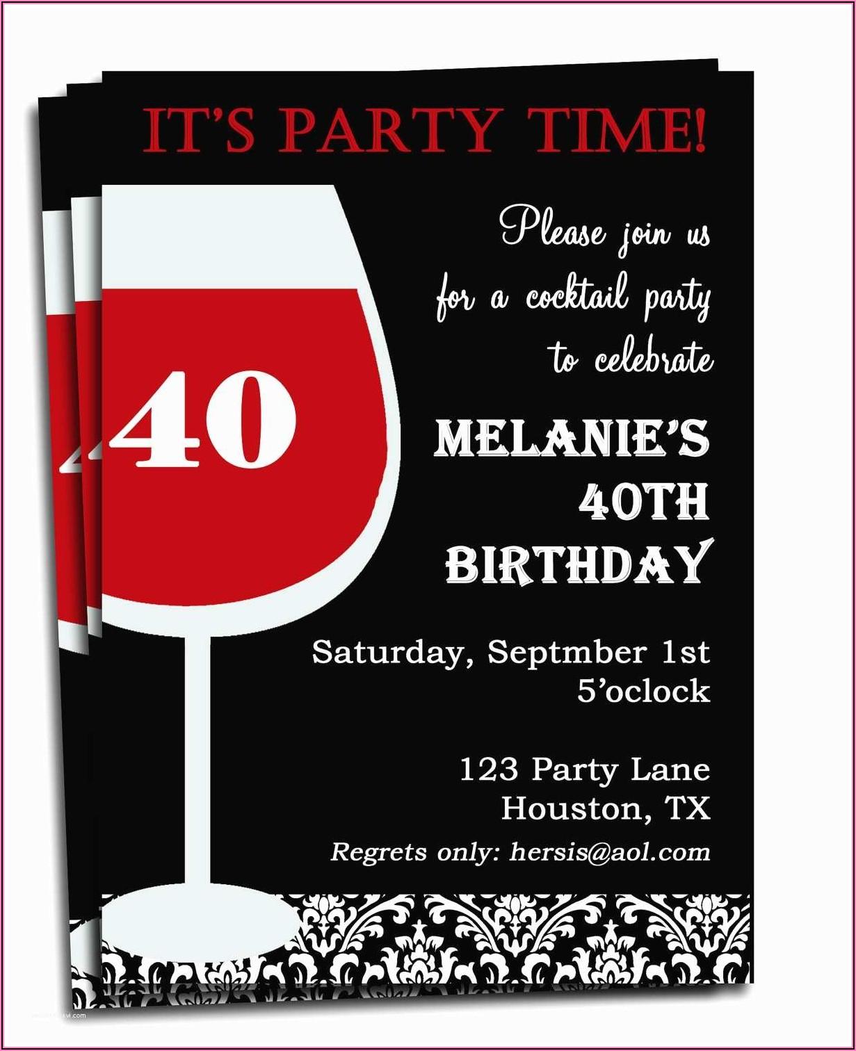 Mickey Mouse 1st Birthday Custom Invitations