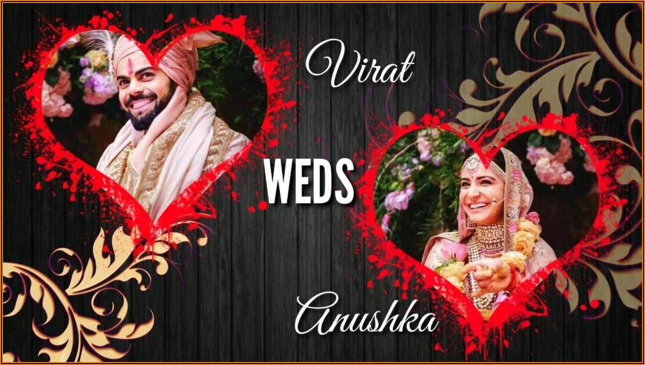 Muslim Wedding Invitation Background Video Effects Hd