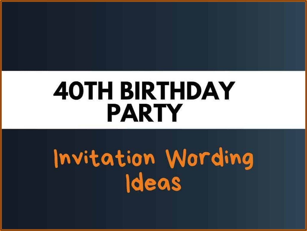 Text Message Birthday Invitation Message For Friends
