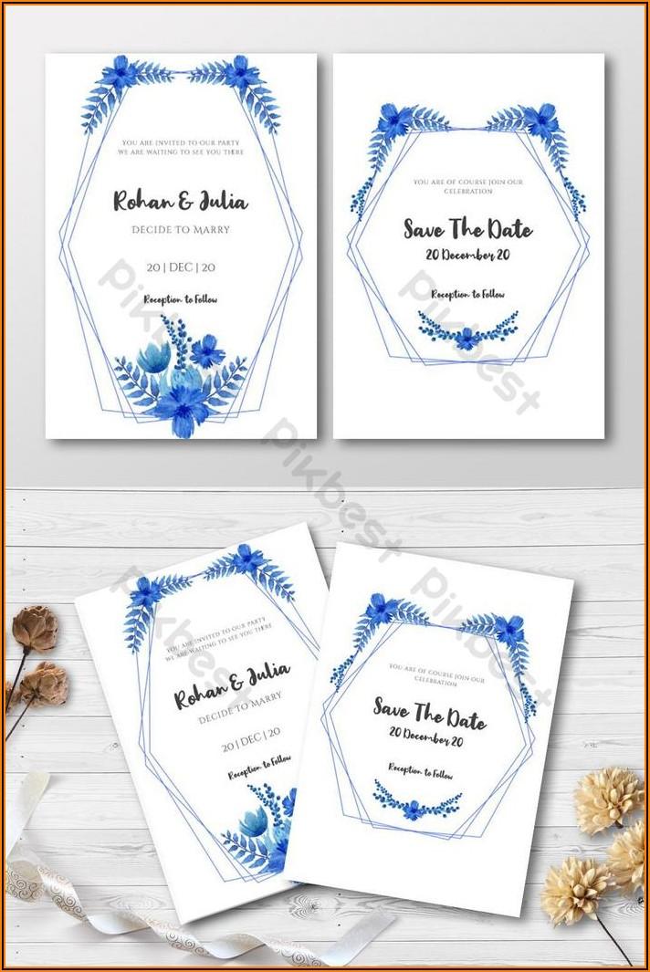 Wedding Invitation Cards Free Download